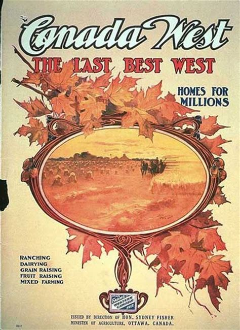 when comes the canadian west 2 tc2 source docs prairie immigration and the quot last best west quot