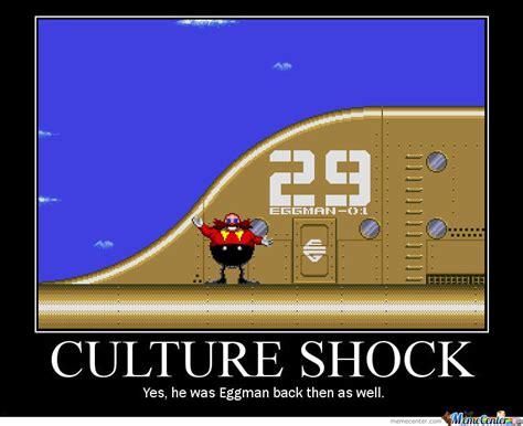 Meme Culture - eggman culture shock by dracodias meme center