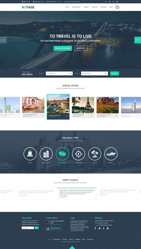 best template site 15 best psd website templates for 2014