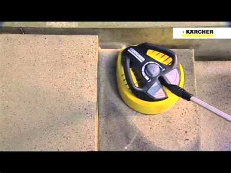 Karcher T400 Patio Cleaner by Karcher T400 Patio Cleaner Attachment For K2 K7 Pressure