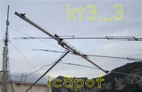 ic8pof s klm kt34xa antenna conversion in kt34m 178