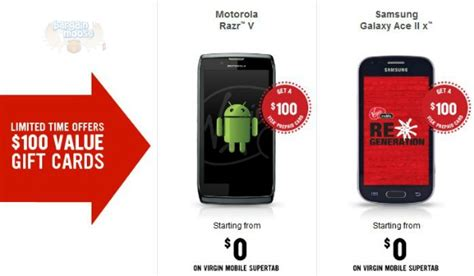Virgin Mobile Gift Card Balance - virgin mobile canada boxing week deals