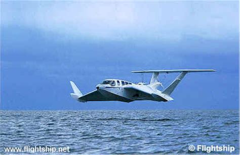 airboat with wings studing wig wing in ground effect page 5 boat design
