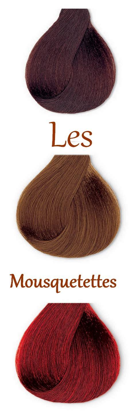 Nom Des Coupes De Cheveux by Nom Des Couleurs De Cheveux Coiffures 224 La Mode De Cette
