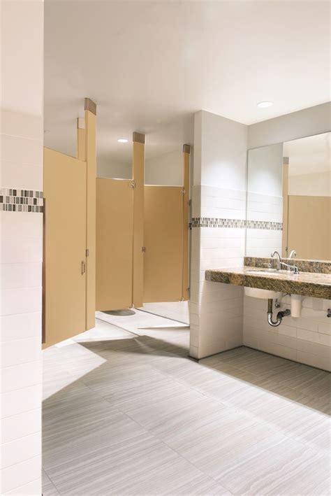 modernization  twenty public restrooms   commercial