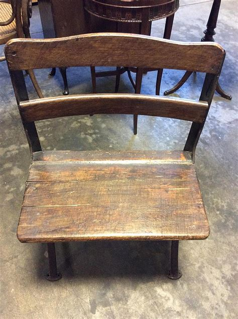 antique school bench antique child s school bench