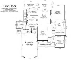 floor plans with measurements floor plan with measurments in nigeria studio design