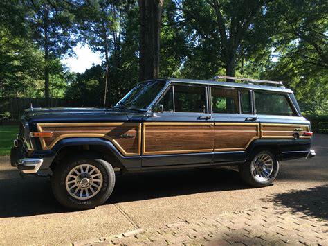 jeep wagoneer trunk 1988 jeep grand wagoneer na prodej