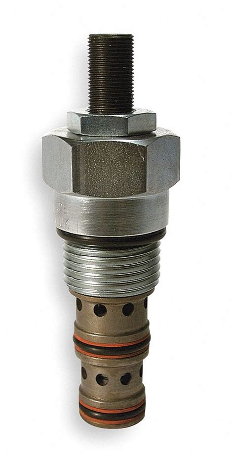parker pressure compensated flow control wbypass