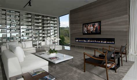 Luxury Modern Living Room Design Of Haynes House By Steve Living Room Furniture Los Angeles