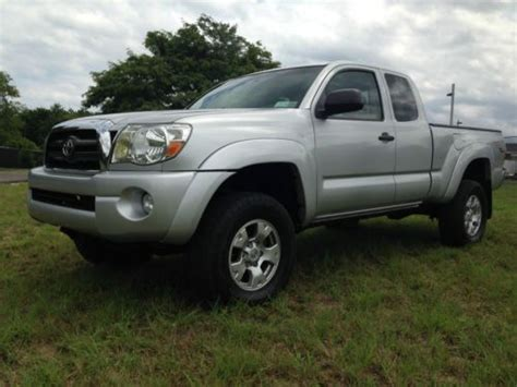 how things work cars 2005 toyota tacoma electronic toll collection sell used 2005 toyota tacoma 4wd trd ext cab pickup 4 door 4 0l pw pl no reserve in