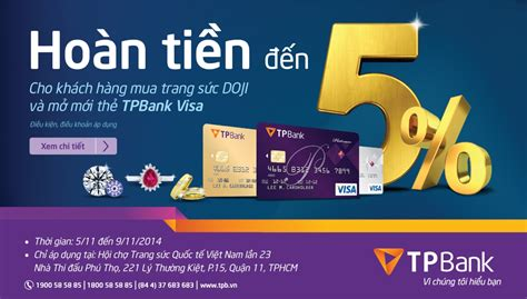 tp bank tp bank ho 224 n tiền tới 5 cho kh 225 ch h 224 ng l 224 m thẻ mới visa