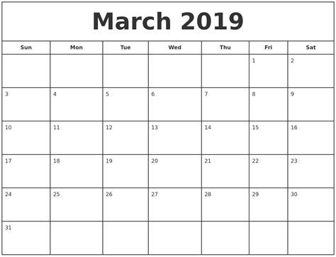 printable monthly calendar app free printable blank monthly calendars 2017 2018 2019