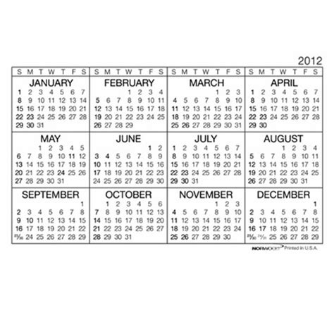 wallet calendars 2013 printable autos weblog