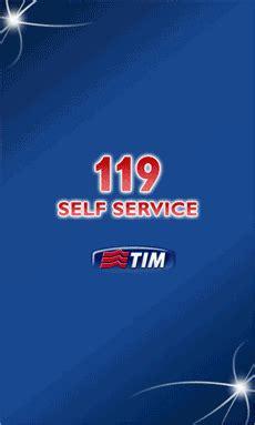119 it mobile offerte 119 self l app esclusiva per i clienti tim per accedere