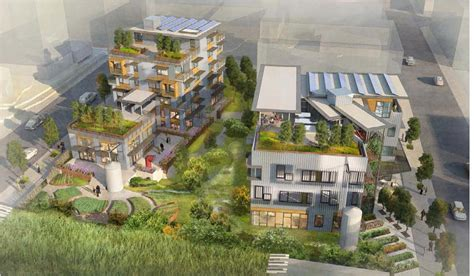 the living building challenge agriculture blossoms in ballard washington