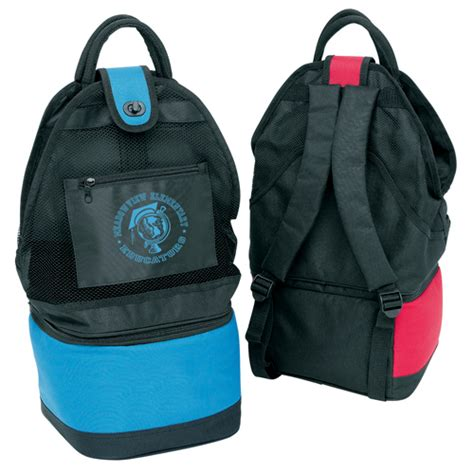 backpack with cooler section backpack cooler combo promotional backpack cooler combos
