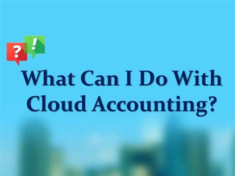 What Can I Do With A Cpa And Mba cloud accounting