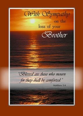 brother sympathy images  quotes quotesgram