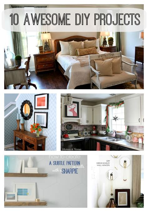 awesome diy home projects monday funday 58 diy home projects c r a f t