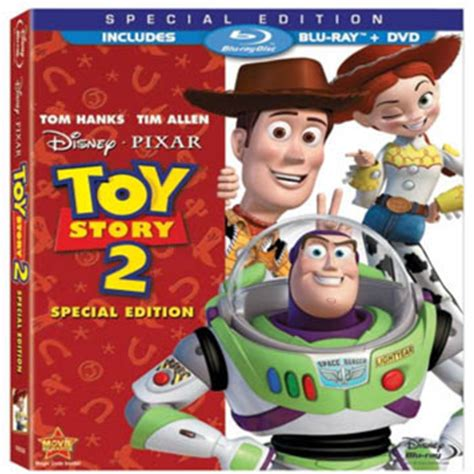 32 stories special edition toy story toy story 2 special edition 2 disc blu ray dvd combo packs
