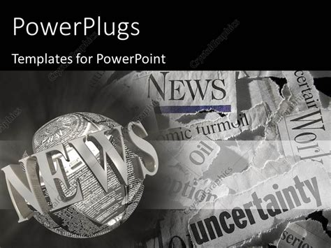 powerpoint templates free newspaper choice image powerpoint template various torn newspaper headlines