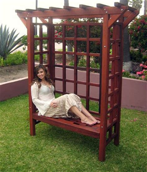 garden arbor with bench arbor with bench for the home pinterest