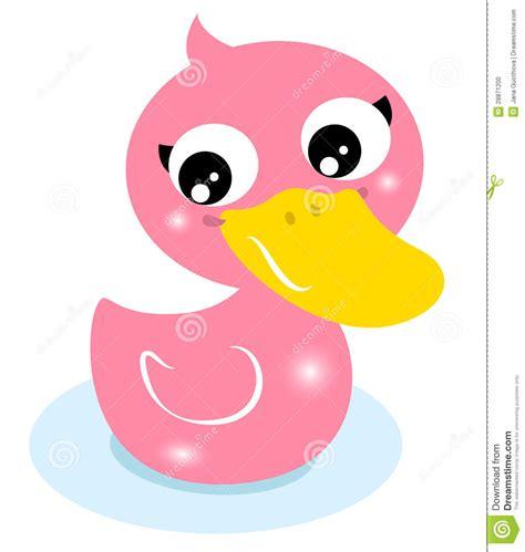 Bantal Menyusui Duck Biru Duck Pink pink rubber duck stock photo image 28871200
