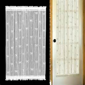 Home curtains door panel amp sidelight curtains dragonfly