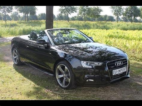 Audi A5 Reimport by Audi A5 Cabrio Eu Import