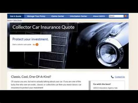 Best Car Insurance Quotes by Best Classic Car Insurance Quotes
