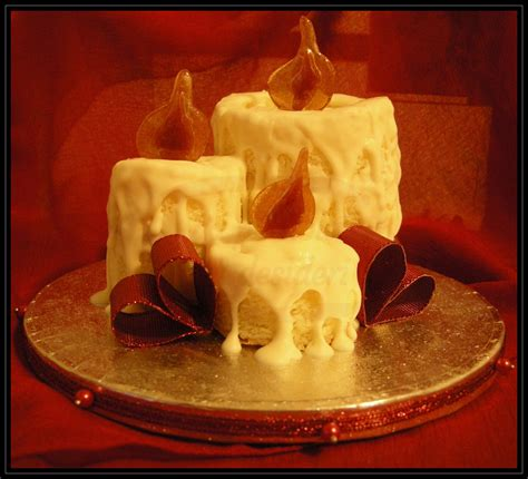 candele a forma di dolci dolci candele la pentola dei desideri