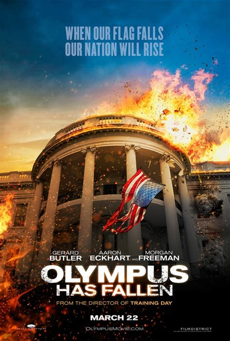 film fallen review the stars of olympus has fallen tell us all about their