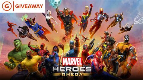 Marvel Heroes Key Giveaway - playstation 4 games news reviews videos and cheats gamespot