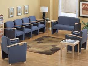 dr office furniture waiting room speaking plainly