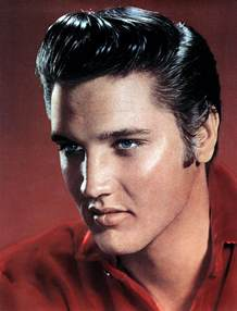 drawings of 1950 boy s hairstyles elvis presley photograph by everett