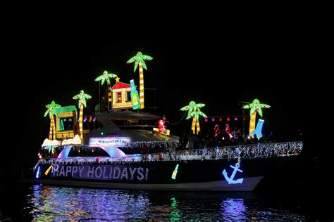 newport beach boat parade route and times 107th newport beach christmas boat parade newport beach