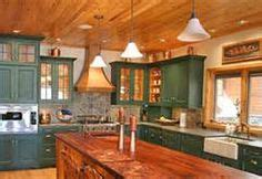 1000 images about log cabin interiors on log