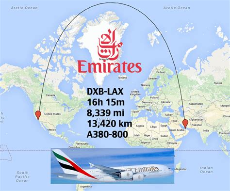 emirates new routes top 20 longest airbus a380 routes in the world weekend