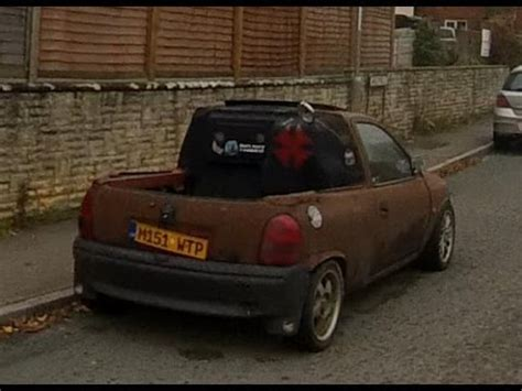 opel rat vauxhall corsa b rat look pick up youtube