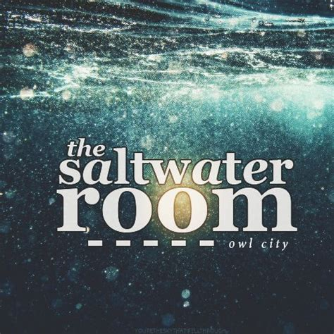 owl city saltwater room the saltwater room owl city owl city