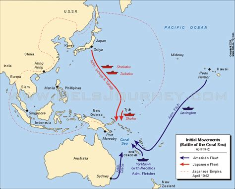coral sea map today in ww ii history forums page 36