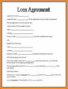 Loan Agreement Template Pdf personal loan agreement personal loan agreement free
