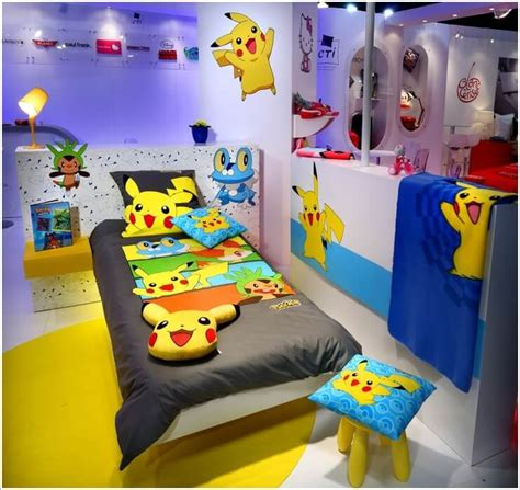 pokemon bedroom accessories have a look at these cool pokemon bedroom ideas