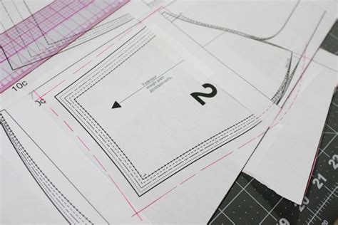 pattern allowances pdf nptel meg s magazine mash up dress pattern debut sewing blog