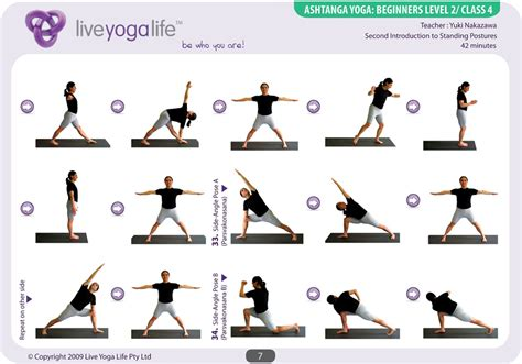 yoga tutorial videos for beginners ashtanga yoga beginners complete set classes 1 to 7
