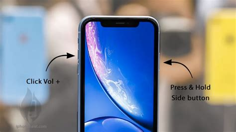 how to take screenshot on iphone xs iphone xr and iphone x