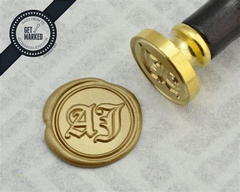For You Sealing St Wax Special Invitation Souvenir calligraphy customized wax seal st template by get marked ws0232 2398165 weddbook