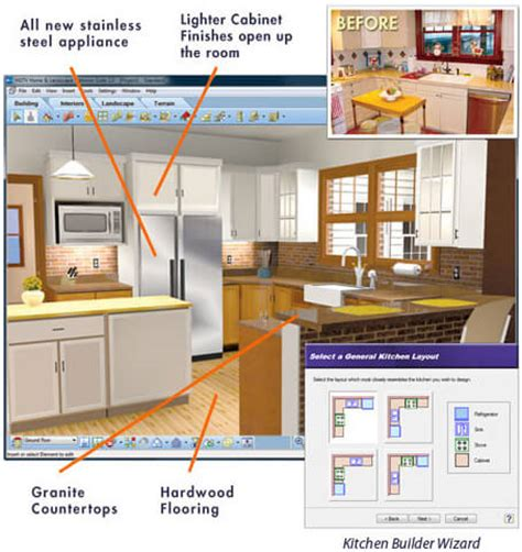 custom kitchen design software 24 best online home interior design software programs