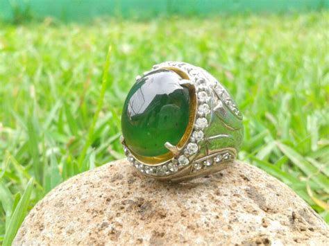 Batu Akik Hijau Garut Iga878 10 jenis batu akik yang cocok untuk anak muda
